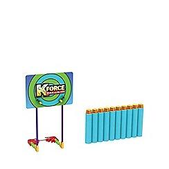 K'Nex - K force 10 dart pack and target