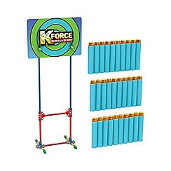 K'Nex - K force 30 dart pack and target