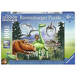 The Good Dinosaur - 100xxl jigsaw puzzle