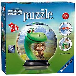 The Good Dinosaur - 3D puzzle - 72 pieces