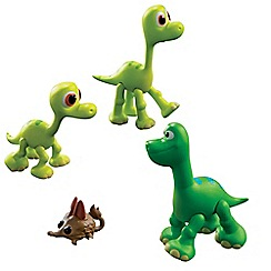 The Good Dinosaur - Baby Arlo, Libby & Buck