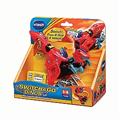 VTech - Switch & Go dino Akuna the velociraptor