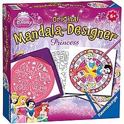Disney Princess - Mandala designer