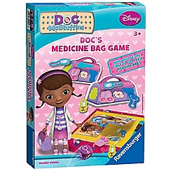 Doc McStuffins - Family board game
