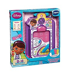 Doc McStuffins - Doc's talk & learn clipboard