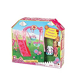 Barbie - Chelsea swing set