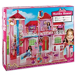 Barbie - Malibu house