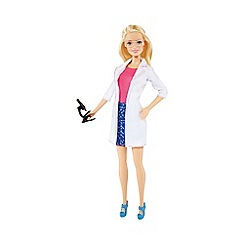 Barbie - Career doll scientist