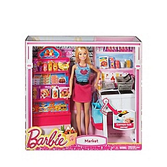 Barbie - Malibu Avenue shops with doll assortment