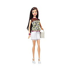 Barbie - Fashionistas raquelle yellow shirt