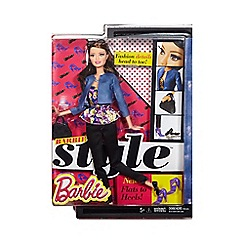 Barbie - Style doll friend