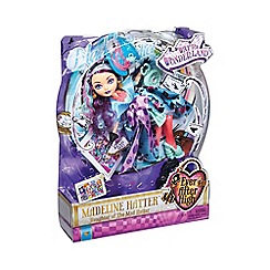 Ever After High - Ever after high wonderland Madeline hatter doll
