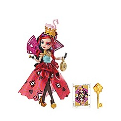 Ever After High - Wonderland lizzie hearts doll
