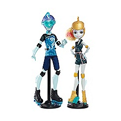 Monster High - Lagoona blue and gil weber 2 pack