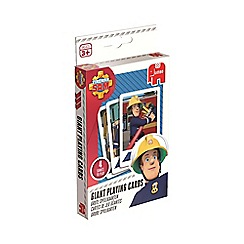 Fireman Sam - Giant Playing Cards