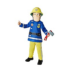 Fireman Sam - Fireman Sam Costume - medium
