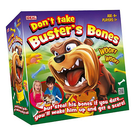 John Adams - Don+t take buster+s bones game