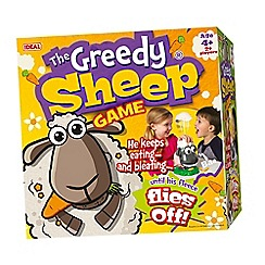 John Adams - The greedy sheep game
