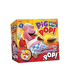 John Adams - Pig goes pop game