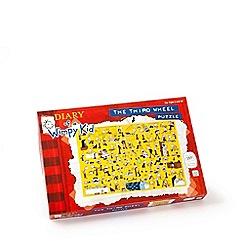 Paul Lamond Games - Wimpy kid puzzle third wheel