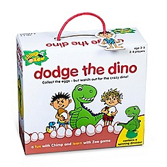 Chimp n Zee - Dodge the dino game