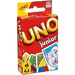 Mattel - Uno junior card game