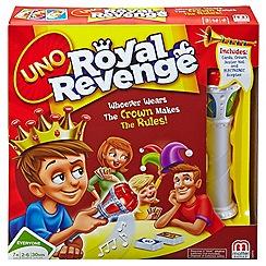 Mattel - Uno royal revenge