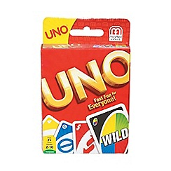 Mattel - Uno card game