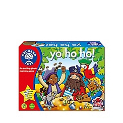 Orchard Toys - Yo ho ho game