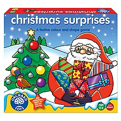 Orchard Toys - Christmas Surprises game