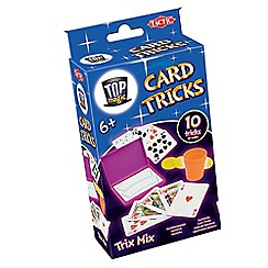 Tactic - Top magic trix mix card tricks
