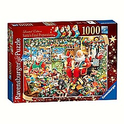 Ravensburger - Christmas 1000 piece puzzle