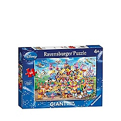 Disney - Giant Floor Puzzle - 60 Pieces