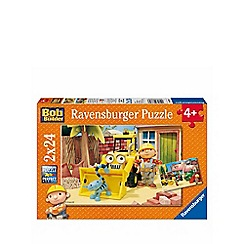 Bob the Builder - Jigsaw puzzles 2 x 24 pieces