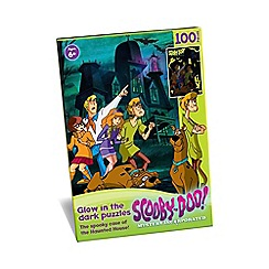 Scooby Doo - Haunted house 100 pieces