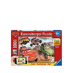 Disney Cars - Jigsaw puzzle - 100 pieces