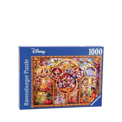 Disney Jigsaw puzzle - 1000 pieces