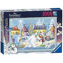 The Snowman - Jigsaw puzzle - 1000 pieces