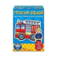 Orchard Toys - Rescue squad puzzle