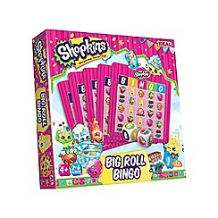 Shopkins - Big roll bingo