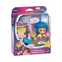 VTech - Flipses: Styla & her sewing machine