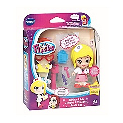 VTech - Flipses: Carina & her height & weight scale set