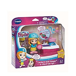 VTech - Flipses: Carina's golf range & check-up set