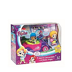 VTech - Flipses: Jazz's convertible & music stage