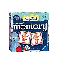 In the Night Garden - Mini memory game