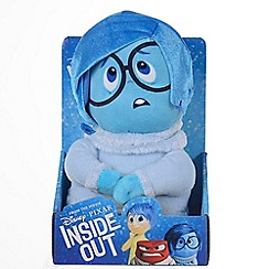 Disney Inside Out - Sadness soft toy in gift box