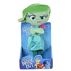 Disney Inside Out - Disgust soft toy in gift box
