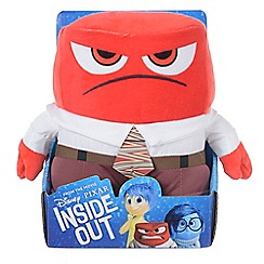 Disney Inside Out - Anger soft toy in gift box