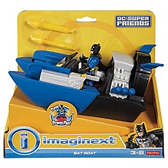Mattel - Imaginext DC Super Friends Bat Boat