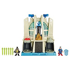 Mattel - Imaginext dc super friends hall of justice